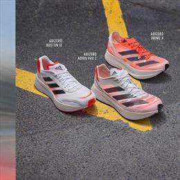 adidas 'lột xác' ADIZERO để chinh phục đỉnh cao tốc độ