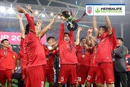 Herbalife Việt Nam - Nhà tài trợ đồng hành của AFF Suzuki Cup 2020