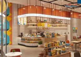 Tập đoàn Kido mở chuỗi cửa hàng Chuk Chuk