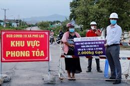 Công ty Nhiệt điện Vĩnh Tân ủng hộ gần 450 triệu đồng cho phòng, chống dịch COVID-19 tại Bình Thuận