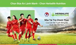 Herbalife Việt Nam – Nhà tài trợ cho Đội tuyển Bóng đá Quốc gia Việt Nam