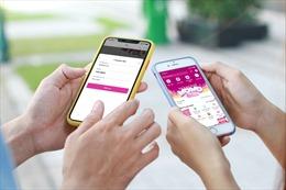 Người dùng có thể chuyển tiền bằng Ví MoMo ngay trên ứng dụng chat Viber