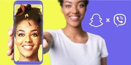 Rakuten Viber hợp tác với Snap tích hợp công nghệ AR vào nền tảng nhắn tin