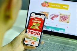 """Shopee triển khai chương trình """"Đi chợ Shopee"""" hỗ trợ nhu cầu mua sắm thực phẩm"""