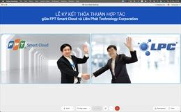 FPT Smart Cloud và Công ty CP Công nghệ Liên Phát hợp tác cung cấp giải pháp chuyển đổi số
