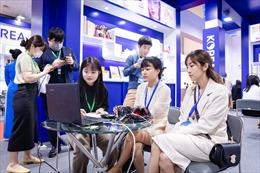 Giao thương trực tuyến với doanh nghiệp cung cấp từ thành phố Incheon, Hàn Quốc