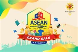 Khởi động chương trình Ngày mua sắm trực tuyến ASEAN 2021