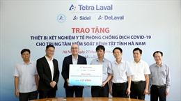 Tetra Pak tiếp tục các cam kết bảo vệ thực phẩm, con người và trái đất