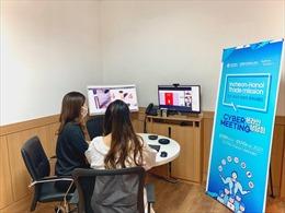 Hơn 30 DN Việt Nam tham gia giao thương trực tuyến (1:1) với DN TP Incheon, Hàn Quốc