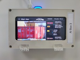 Phenikaa MaaS ra mắt gói giải pháp công nghệ Smart Port sử dụng trí tuệ nhân tạo