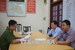 Khởi tố bị can ông Trương Quý Dương, nguyên Giám đốc Bệnh viện đa khoa Hòa Bình