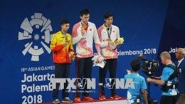 ASIAD 2018: Nguyễn Huy Hoàng giành HCB lịch sử cho bơi Việt Nam