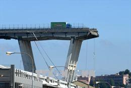 Sập cầu cạn tại Italy: Làm thủ tục thu hồi giấy phép của công ty Autostrade per l'Italia