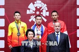 ASIAD 2018: Thạch Kim Tuấn giành HCB đầu tiên cho đoàn Thể thao Việt Nam