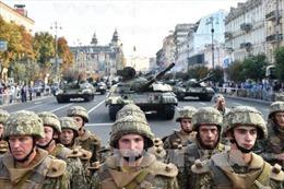 Ukraine diễu binh Ngày độc lập rầm rộ nhất từ trước đến nay