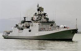 Ấn Độ mua 4 tàu khinh hạm tàng hình Nga trị giá 2,2 tỷ USD