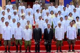 Thư chúc mừng Campuchia thông qua danh sách Quốc hội và Chính phủ Hoàng gia