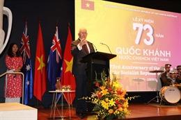 Toàn quyền Australia đánh giá cao những thành tựu kinh tế của Việt Nam
