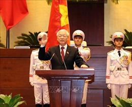 Lãnh đạo các nước tiếp tục gửi điện mừng Tổng Bí thư, Chủ tịch nước Nguyễn Phú Trọng