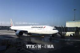 Miễn thuế hàng hóa nhập khẩu của Hãng hàng không Air France