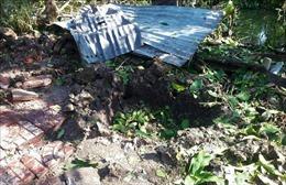 Nổ đầu đạn tại Cà Mau, ba người trong một gia đình tử vong
