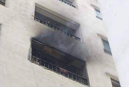 Mâu thuẫn vợ chồng, người đàn ông 30 tuổi tưới xăng đốt nhà bố vợ