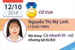 Asian Para Games 2018: Cờ Vua mang về HCV thứ 7 cho đoàn thể thao Việt Nam