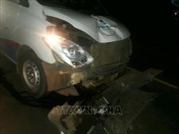 Xe cứu thương vượt ẩu gây tai nạn chết người