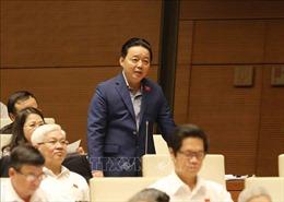 Bộ trưởng Trần Hồng Hà trả lời về sự 'vắng bóng' thanh tra trong xử lý vi phạm đất đai