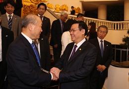 Thúc đẩy giao lưu nhân dân, hợp tác kinh tế Việt Nam - Nhật Bản