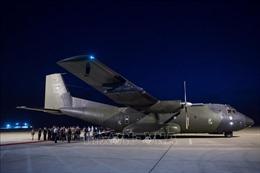 Đức sẽ chấm dứt nhiệm vụ do thám và tiếp liệu tại Iraq, Syria