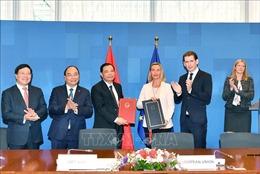 Việt Nam - EU ký Hiệp định đối tác tự nguyện về thực thi luật lâm nghiệp
