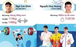 Olympic trẻ 2018: Đoàn thể thao Việt Nam vượt chỉ tiêu 'Vàng'
