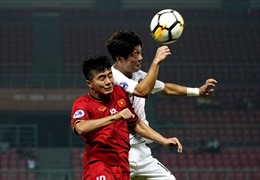 Thi đấu kiên cường, U19 Việt Nam vẫn 'trắng tay' trước U19 Hàn Quốc
