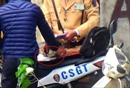 Kỷ luật 21 cán bộ, chiến sỹ CSGT Hà Nội 'làm luật như ảo thuật'