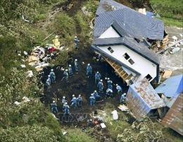 Kinh tế Nhật Bản giảm tốc do thảm họa tự nhiên