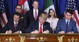Chính phủ Canada trình lên Quốc hội dự luật thông qua Hiệp định USMCA