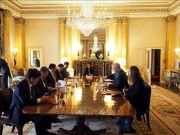 Đoàn đại biểu Đảng ta thăm và làm việc tại Vương quốc Anh