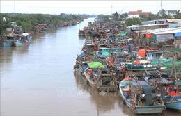 Bạc Liêu hướng dẫn ngư dân ứng phó với bão số 9