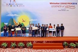 'Hacker mũ trắng' của Nga giành giải nhất cuộc thi An toàn không gian mạng toàn cầu