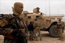 Thổ Nhĩ Kỳ 'nóng mắt' vì Mỹ tuần tra chung với người Kurd