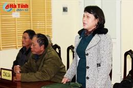 Hà Tĩnh lý giải việc ông Nguyễn Phi Lý không được công nhận liệt sỹ