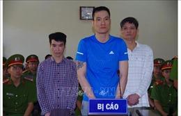 Hai án tử hình trong vụ nổ súng giết người thuê tại Miếu Thần Bảo Lộc, Hà Nam
