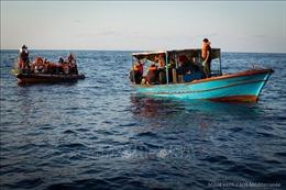 Trên 2.200 người di cư thiệt mạng và mất tích trên Địa Trung Hải trong năm 2018
