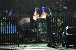 Xác định nguyên nhân trực thăng chở Chủ tịch CLB Leicester City gặp nạn