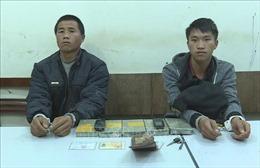 Sơn La liên tiếp phá hai vụ án ma túy lớn