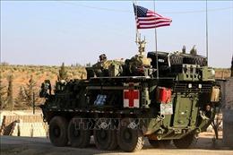 Rút quân khỏi Syria, Mỹ không muốn trở thành 'cảnh sát' của Trung Đông