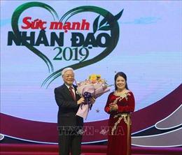 Tổng Bí thư, Chủ tịch nước Nguyễn Phú Trọng: Cùng hành động để lan tỏa giá trị nhân đạo