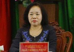 Kỷ luật cảnh cáo Chủ tịch Ủy ban MTTQ Việt Nam thành phố Cần Thơ