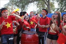 ASIAN Cup 2019: Người hâm mộ Việt Nam kỳ vọng vào 1 điểm trước Iran